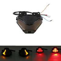 Motorcycle LED Brake Turn Signal TailLight For YAMAHA MX KING150 Y15ZR EXCITER150 MT 07 R3