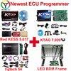 Newest Kess Ktag V7 020 Master V2 23 ECU Chip Tuning Tool No Token Limited Online