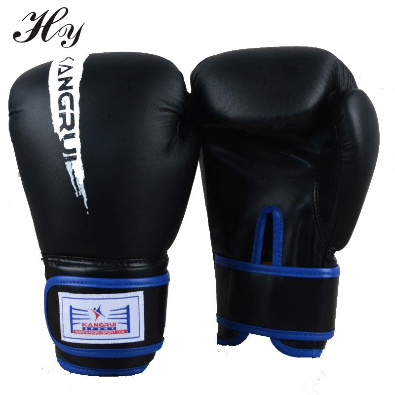 High quality Pigskin Leather Boxing Gloves Lightweight Gloves Mma Sandbagged Genuine Boxing Gloves Breathable Guantoni Boxe цена