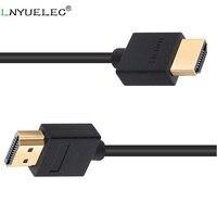 Оптовая продажа 200 шт./лот Male male Hdmi Cable2.0 для HD ТВ xbox PS3 4 К * 2 К Hd Android ТВ Hdmi Кабо 2 м видео каво