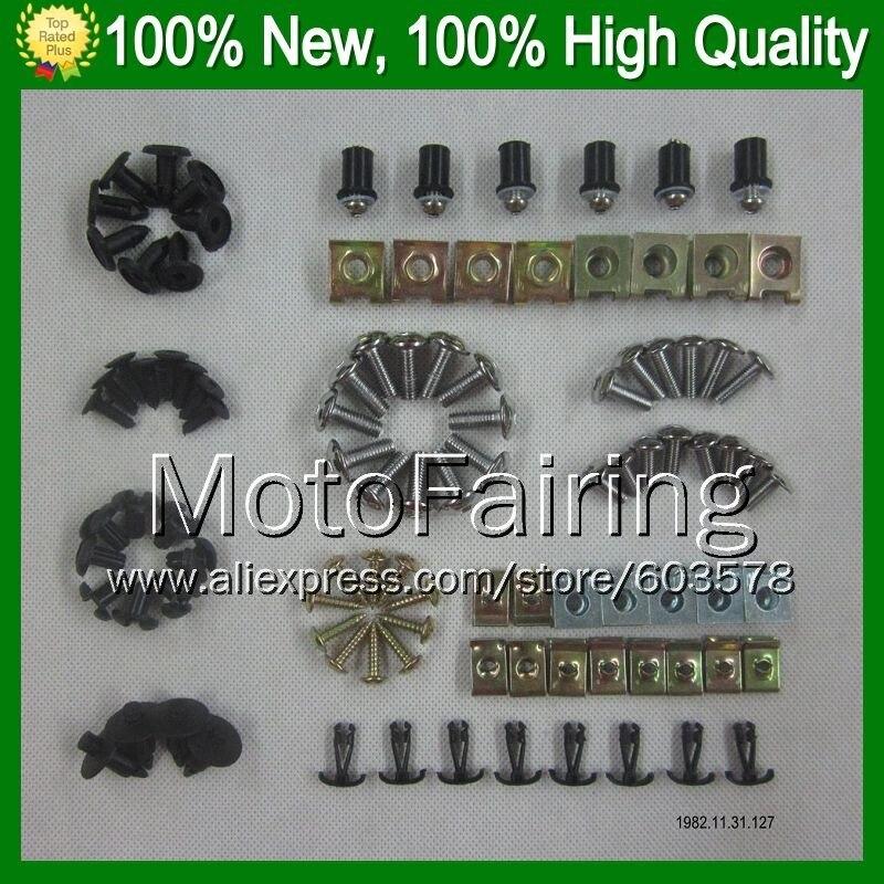 Fairing bolts full screw kit For YAMAHA FZR250R 88 89 FZR250 R FZR 250 R FZR