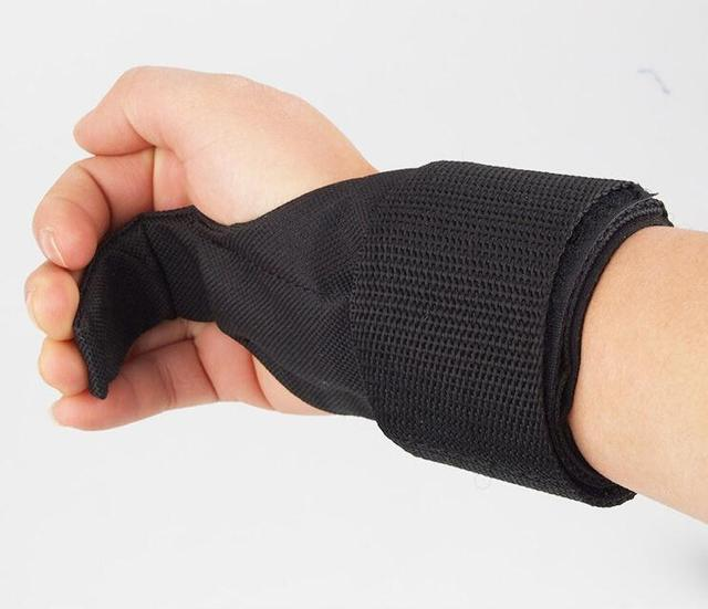 Professional Weightlifting Hand Wristband