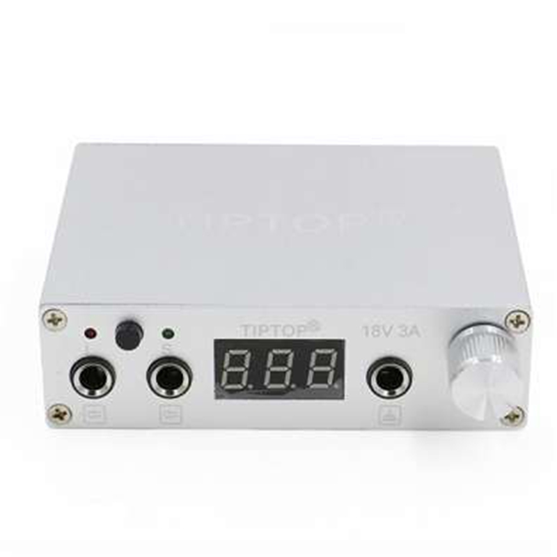 Hot sell tattoo power supply Digital LCD Tattoo Power Supply for tattoo machine tattoofoot pedal white color free shipping футболка toy machine tattoo sect white