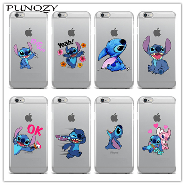 coque silicone iphone 6 stitch