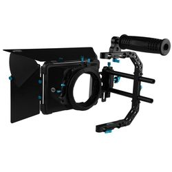 Fotga DP3000 M4 Professional Mattebox W/ Top Handle Grip For DSLR Camera