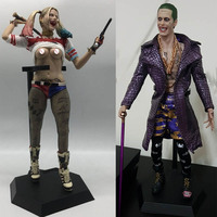 Undress Crazy Toys Suicide Squad The Joker Sexy Harley Quinn 1/6th Scale Collectible Figure Model Toy Gift 12inch 30cm
