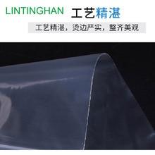 More manufacturers selling valve bags PE bag clip chain sealing packing plastic packaging LIN TING HAN Ziplock
