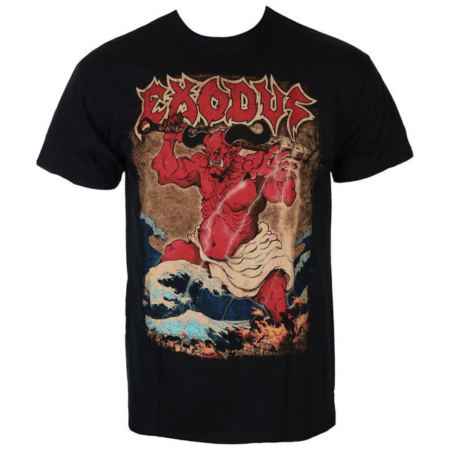 a0119bc8afbe Herren T-Shirt Metal Exodus - ONI STRIKE OF THE BEAST - Just Say R - XXL