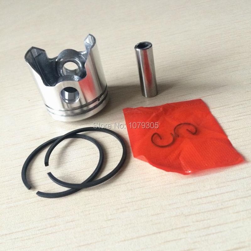 33CC 36 Kit de pistón de desbrozadora con anillo de pistón para - Herramientas de jardín - foto 3
