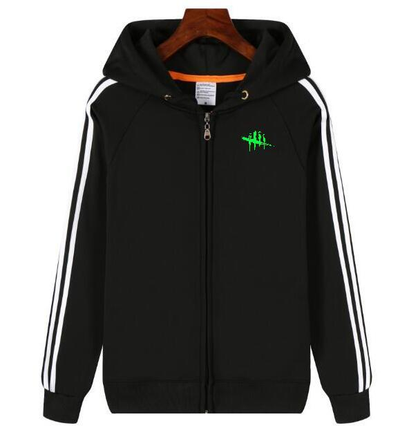 Anime Peripheral Dead by Daylight Luminous Cardigan Hooded  1