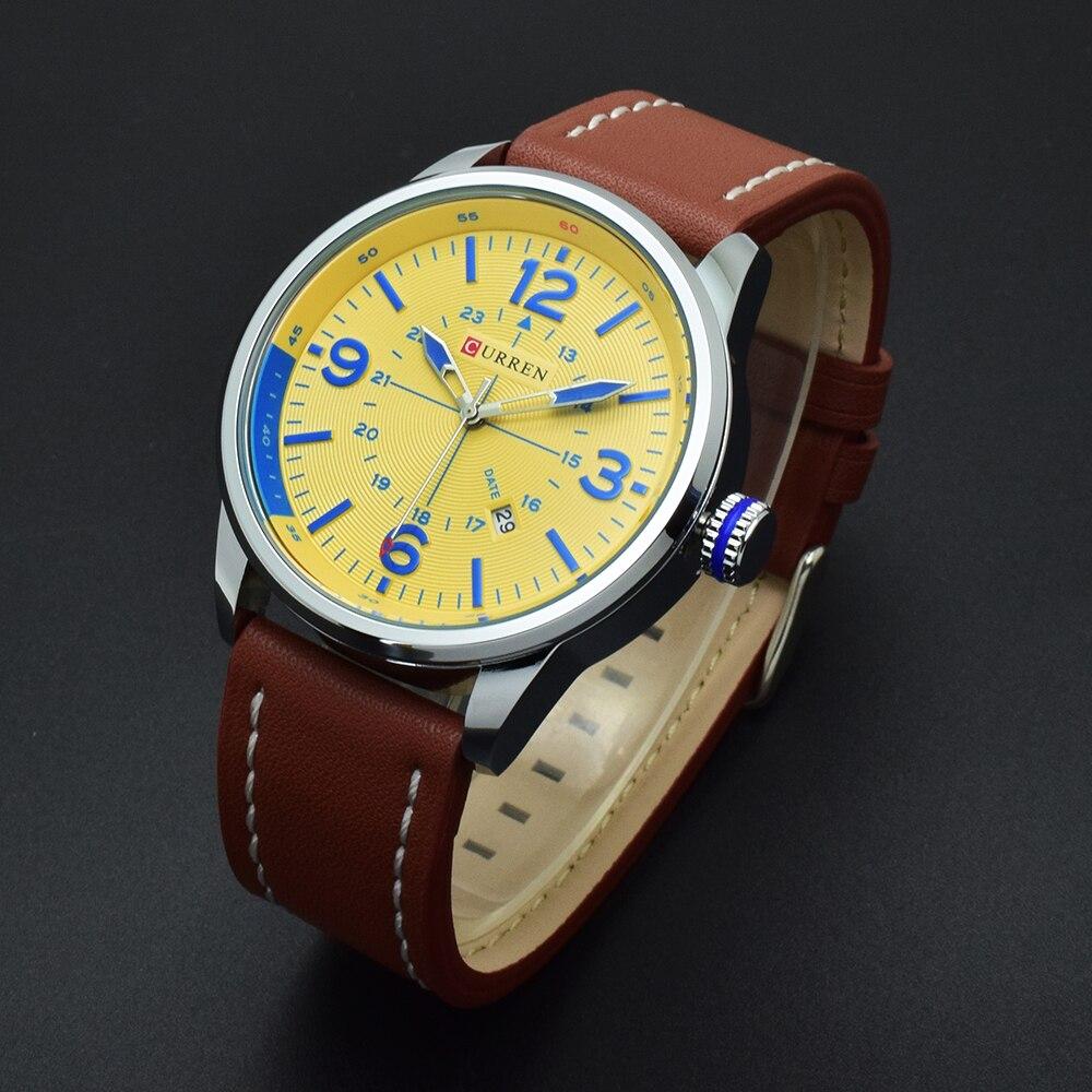 Часы для парней curren 630259 36926356