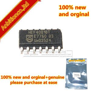 1pcs 100% new and orginal HEF4081BT SOP14 Quadruple 2-input AND gate in stock
