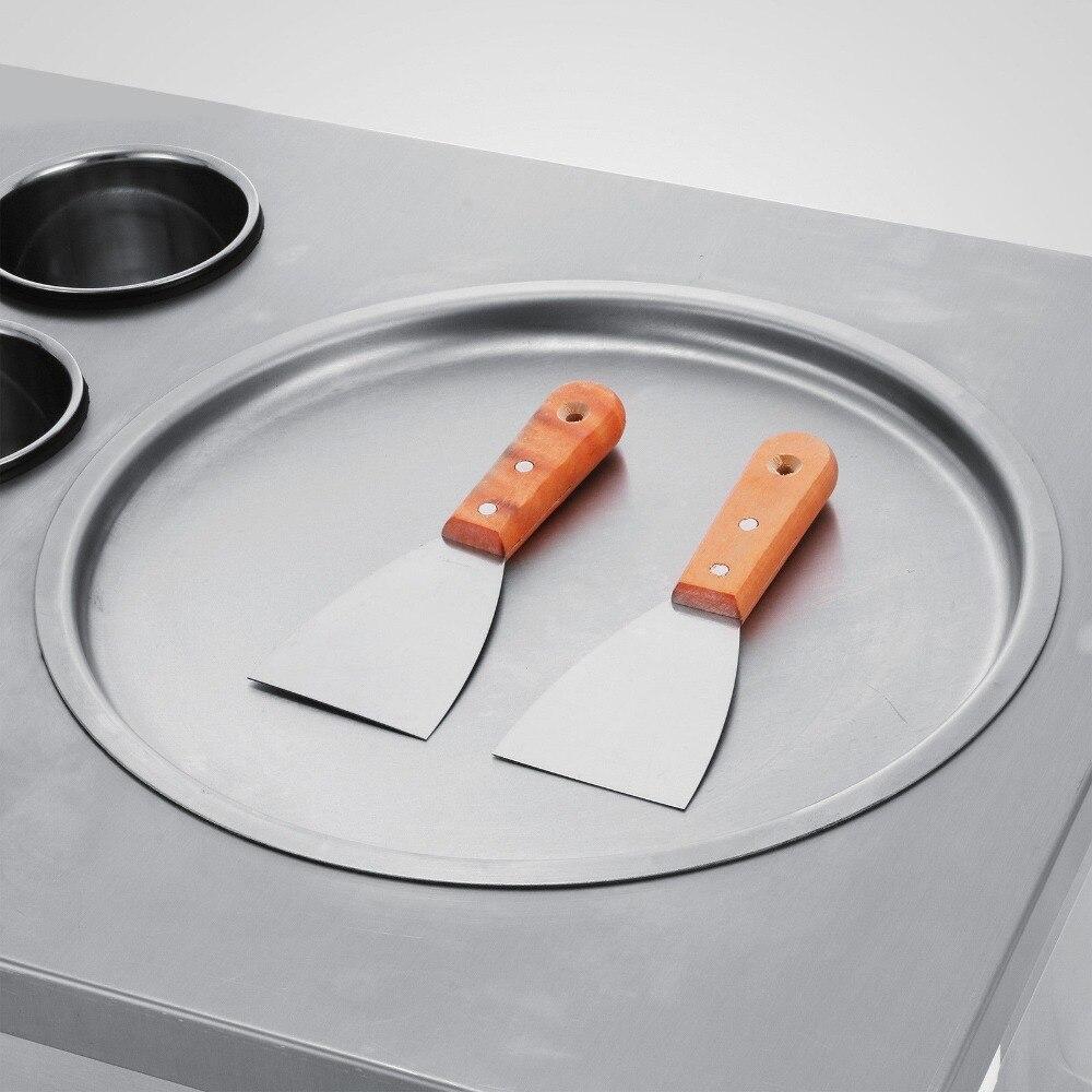Ton Werkzeuge Edelstahl Hand Gekröpft Polymer Presse Walzmaschine Handgemachte Pasta Nicht Elektrische DIY Handwerk Gadgets Werkzeug - 5