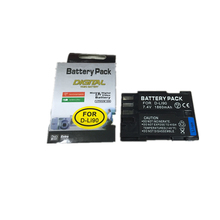D-LI90 D LI90 Digital Camera Battery  DLI90   For PENTAX K-7 K-7D K-5 K-5 II 645D K01