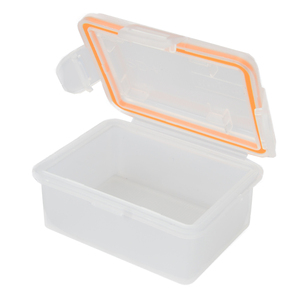 Image 4 - KingMa 5 PCS Plastic Case Holder Storage Box for sony DSLR camera battery NP FW50 a7r2 a7m2 NEX 5T a5000 a5100 a6000 a6300 a6500