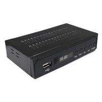 Vmade HD Digital Terrestrial Antenna Signal DVB ATSC CONVERTOR Tuner RECEIVER 1080P TV Set Top BOX HDMI USB PVR Record