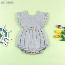 Knitted Baby Clothes Winter Summer Baby
