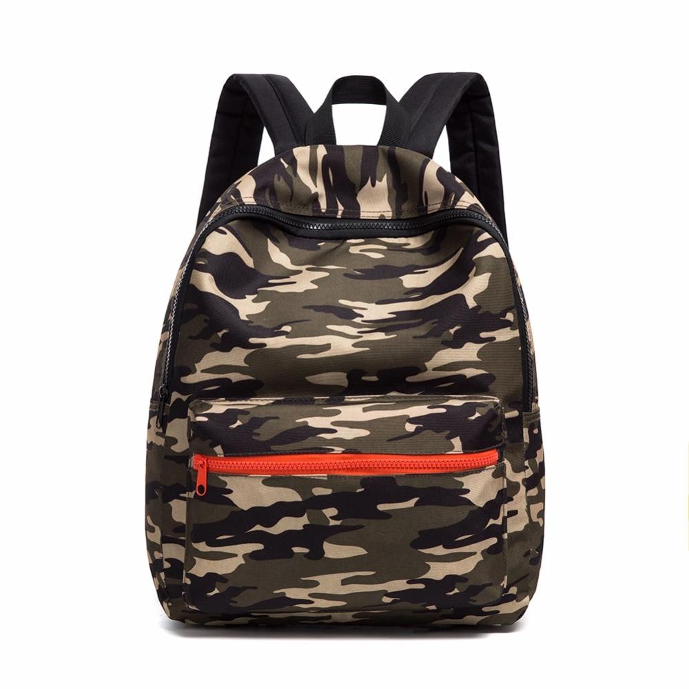 New Primary School Boys Girls School Bag Children Cartoon Camouflage Schoolbag 1-3-6 Grade Backpack Book Bag Leisure Travel bag