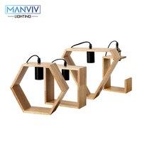 Modern Table Lamp Wooden Desk Lamp Book Lights Desk Night Light E27 Holder Mini Retro Bedside Lamp for Bedroom Max 40W EU Plug