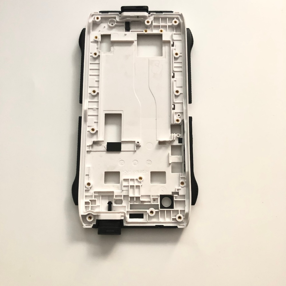 New Replacement LCD Middle Frame Shell Case For Homtom HT20 4 7 Inch 1280x720 MTK6737 Quad Core Cell Phone Free Shipping in Mobile Phone Housings Frames from Cellphones Telecommunications