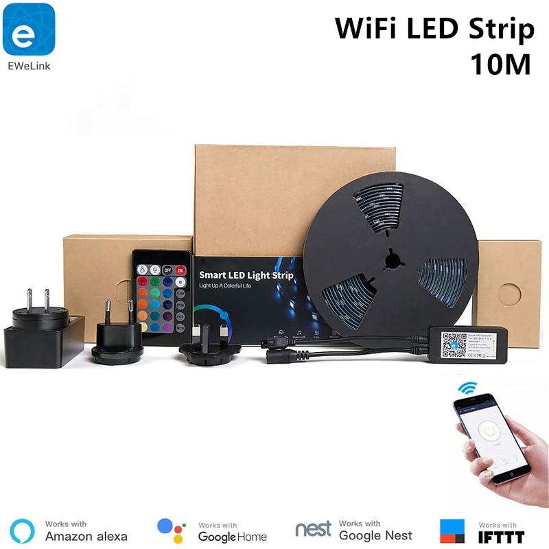 Ewelink 10m Wifi Led Strip Smart Home Led Light Strip