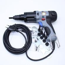 Высокое Качество YSM10 M4/M5/M6/M8/M10 220 В Электрические Заклепки Пистолет Электрические Клепки инструмент Электрический Клепальщик Gun
