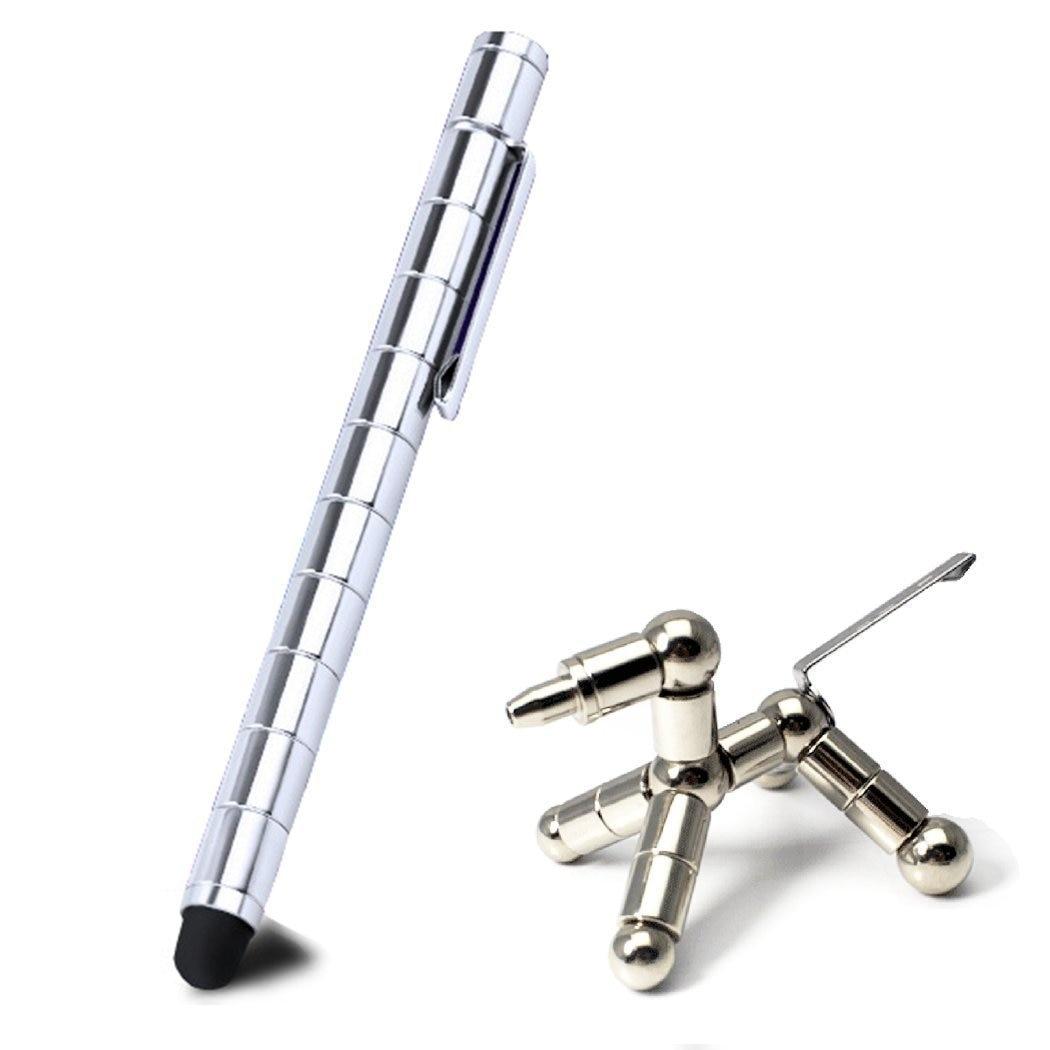 Spiner Agitarsi Penna Anti-Stress Relief Giocattoli A Mano In Metallo Spinner Giocattoli Penna Magnetica Penna Stilo Top Gadget Sfere Magnetiche per ADHD