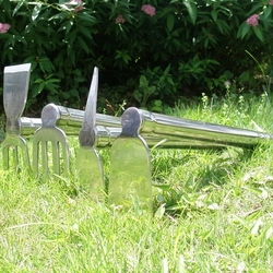 Wysokiej jakości ze stali nierdzewnej narzędzia ogrodowe na zewnątrz narzędzia motyka prowizji Pick-motyka
