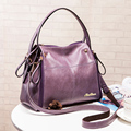 New Arrival ladies' fashion PU leather bag, big brand PU leather women handbags,lady shoulder bags, vintage handbag