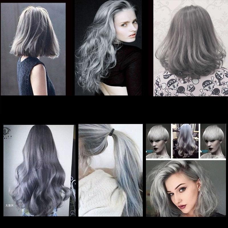 best temporary hair color gray 6 best temporary ashy grey ...