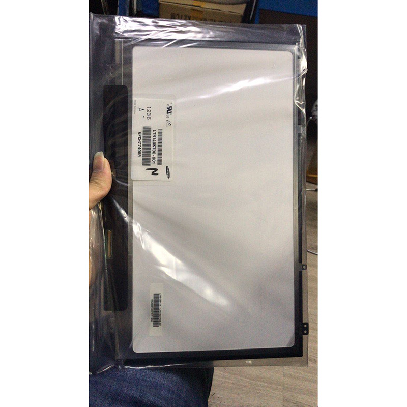 14inch LTN140KT08-801 LCD Screen Display Panel For Samsung NP700Z3A S03US Notebook Panel Digitizer saniter ltn140kt08 801 apply to samsung np700z3a s03us special 14 inch high score laptop lcd screen