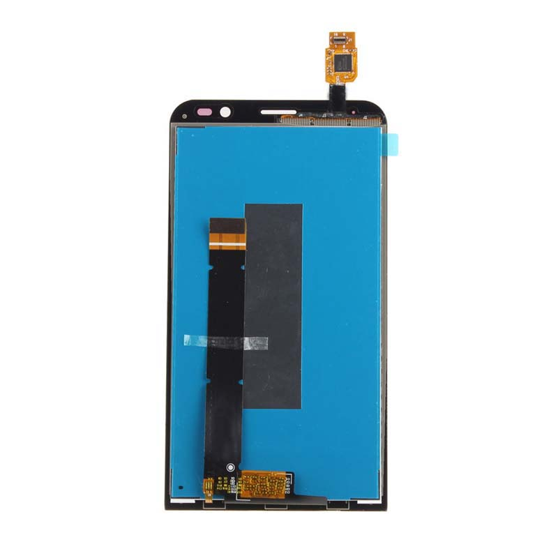 For Asus ZenFone ZB551KL Go TV TD-LTE X013D X013DB Touch Screen Digitizer Sensor Glass + LCD Display Monitor Assembly Frame