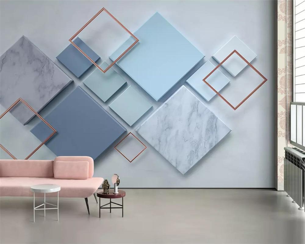Купить с кэшбэком beibehang papel de parede Stereoscopic and fashionable jewelry background wall decoration  wallpaper hudas beauty papier peint