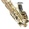 Selmer Саксофон Bb Саксофон тенор-Саксофон R54 boquilha Электрофорез Профессиональный Музыкальный Инструмент Латунь STS-54 Saxofone