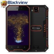 """Blackview BV4000 IP68 Водонепроницаемый 3 г смартфон 8MP двойной камеры заднего Android 7.0 4 ядра 4.7 """"HD 1 ГБ Оперативная память 8 ГБ Встроенная память мобильного телефона"""