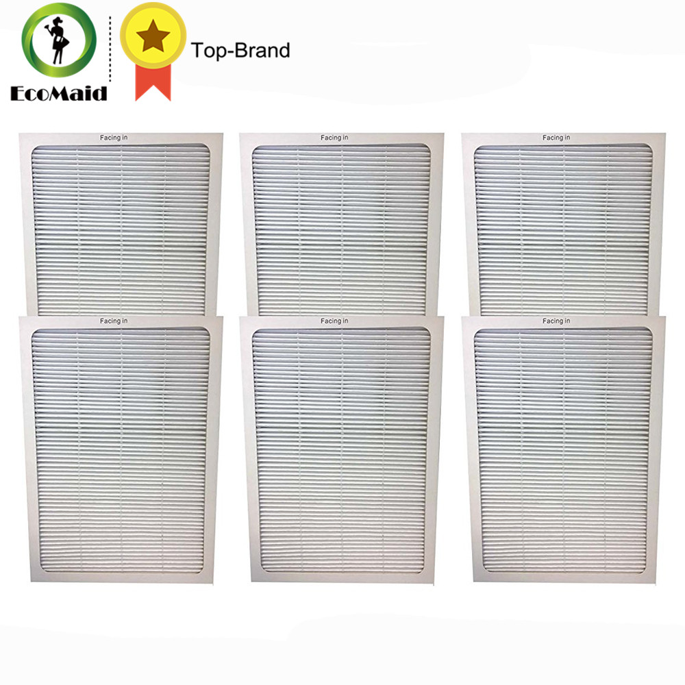 цена на Set of 6 for Blueair Air Purifier Filter Replacement Particle for Blueair 500/600 Series Air Purifiers Spare Part