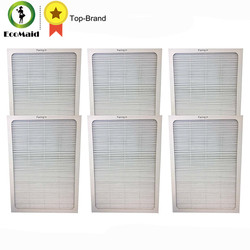 Set of 6 for Blueair Air Purifier Filter Replacement Particle for Blueair 500/600 Series Air Purifiers Spare Part