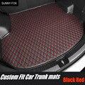Пользовательские подходящие автомобильные коврики для багажника  грузовая подкладка для Mercedes Benz S class W222 350 400 500 600 L S400 S500 S600  автомобильные С...