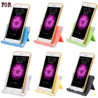 100pcs For Ipad Z stand universal portable folding mobile phone stand desktop tablet stand lazy mobile phone stand
