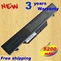5200 mah Batería PARA HP Compaq 4510 4510 s 4515 s 4710 s HSTNN-1B1D NBP8A157B1 envío