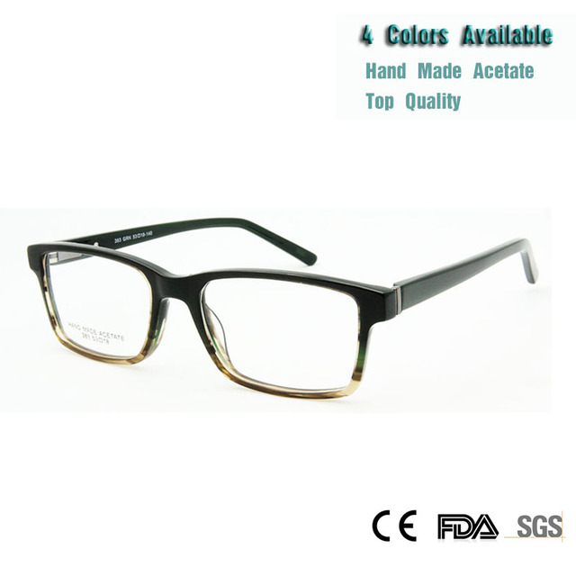 Classic Oculos Men Women Eyeglasses Optical Italy Design Original Quality Classic Computer Nerd Glasses Brand Optics Frame
