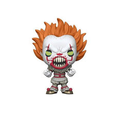 Funko POP Horror Movies: Stephen King's IT - PENNYWISE THE CLOWN action Figure collectible PVC Model Toy for children gift(China)
