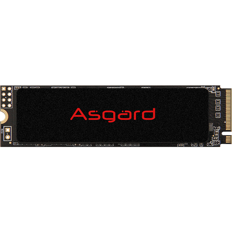 New Arrival Asgard M.2 SSD PCIe 250gb 500gb 2TB SSD Hard Drive Ssd M.2 NVMe Pcie M.2 2280 SSD Internal Hard Disk For PC 2TB(China)