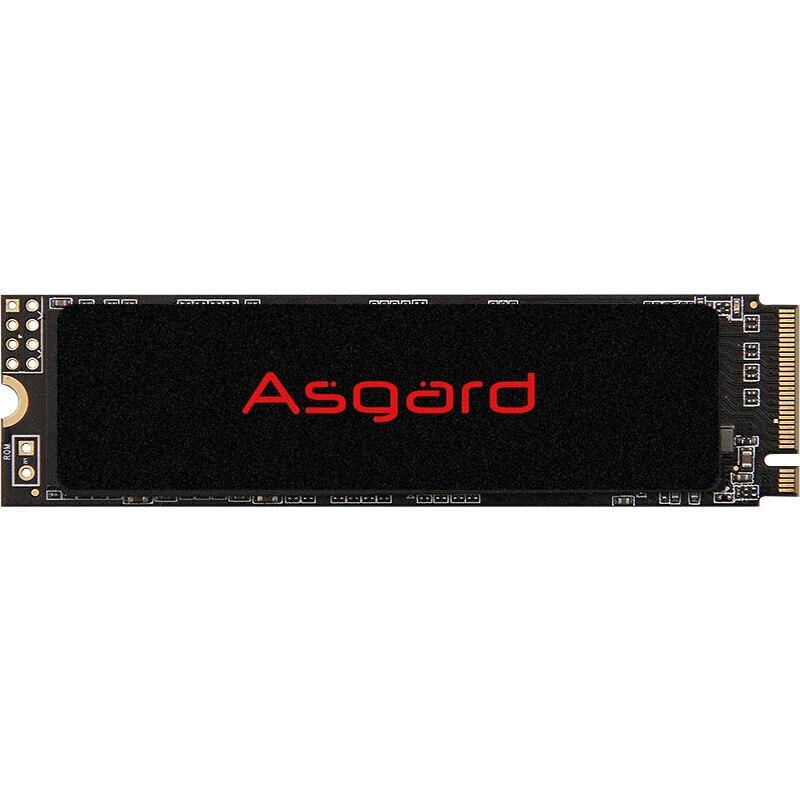 Nouveauté Asgard M.2 SSD PCIe 250gb 500gb 2 to SSD disque dur ssd m.2 NVMe pcie M.2 2280 SSD disque dur interne pour PC 2 to
