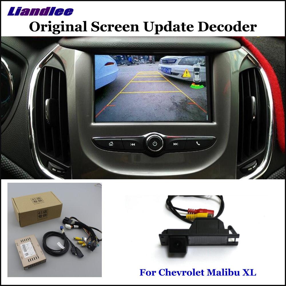 Chevrolet Malibu XL