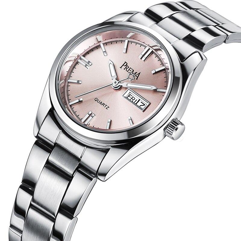 PREMA women watches 2018 brand fashion female clock wrist