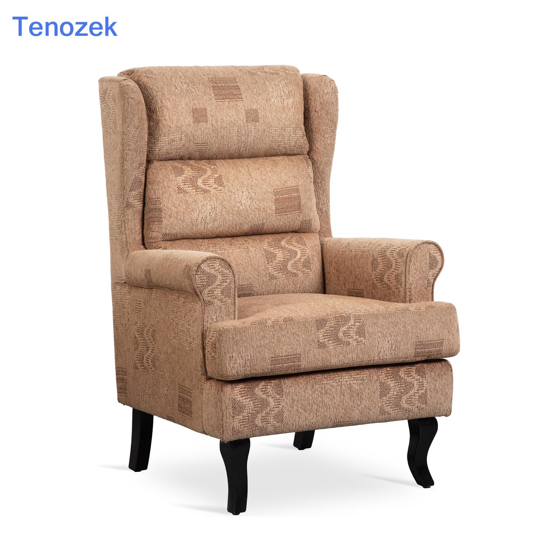 Us 270 0 High Back Modern And Classic Wingback Living Room Single Sofa Accent Chair Armchair Caviar Corner Sofa On Aliexpress