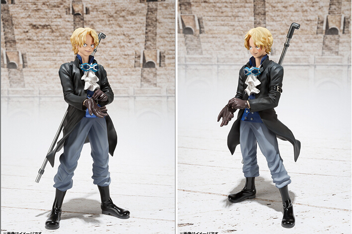 ФОТО One Piece brinquedos meninos onepiece fire sabo new type pvc Action Figure Collectible Toys for boy kid rare and new version