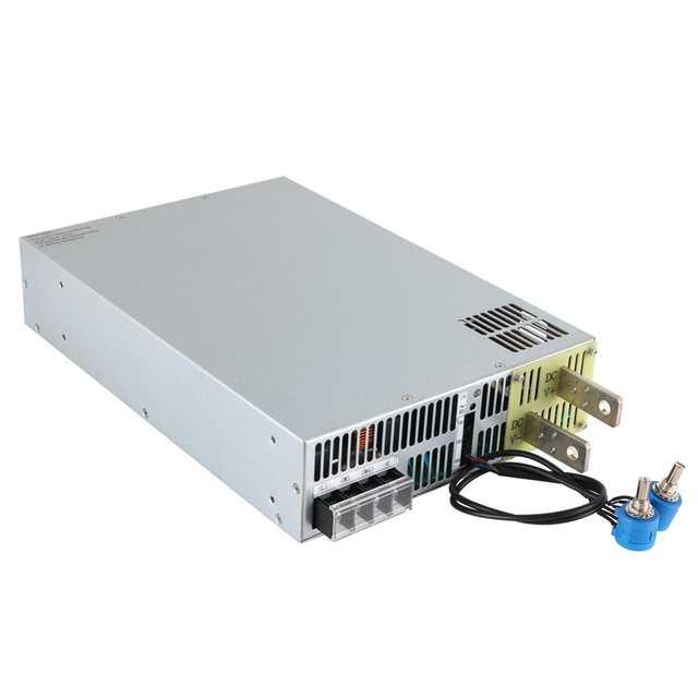 1PCS 3500W 350V High Power Supply 350VDC 0-5V analog signal control 30-350v  adjustable power supply 350V 10A