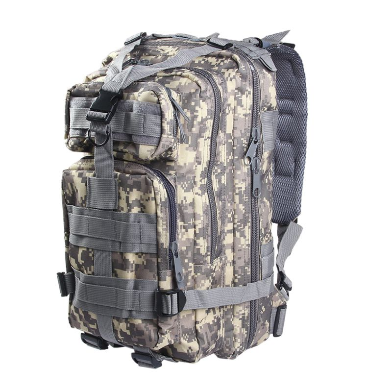 Men Women Military Army Tactical Backpack Molle Camping Hiking Trekking Camouflage bag CY1 35l men women military army backpack trekking camouflage rucksack molle tactical bag pack schoolbag waterproof acu black xa161wa